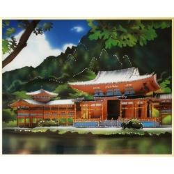 Японский домик