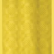 Скатерть в рул. ярко-желтая 1.2*8м