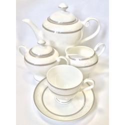 Сервиз чайный «Парадиз» 17 предметов на 6 персон