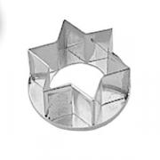 Резак «Звезда»; сталь нерж.; D=5см