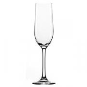 Бокал-флюте «Классик лонг лайф», хр.стекло, 190мл, D=65,H=219мм, прозр.