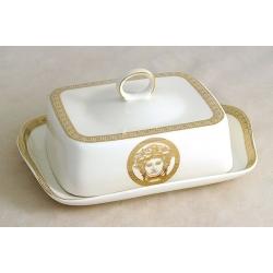 Масленка «Versace - gold»