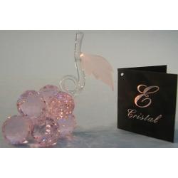Виноград розовый d 20-7 10х8 см