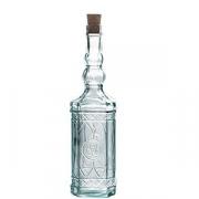 Бутылка с пробкой стекло; 500мл; прозр.