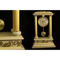 Часы настольные «Тортильоне» 53 см