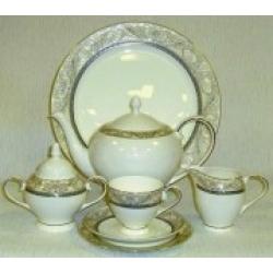 Чайный сервиз «Романтика» на 12 персон 40 предметов