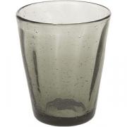 Стакан «Колорс» стекло; 340мл; серый