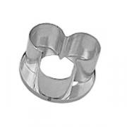 Резак «Клевер»; сталь нерж.; D=5см