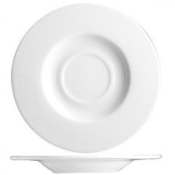 Блюдце «С-Класс» 17см фарфор