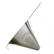 Дуршлаг китайский мелкая сетка, сталь нерж., D=23см