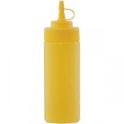 Емкость для соусов 690мл желтая