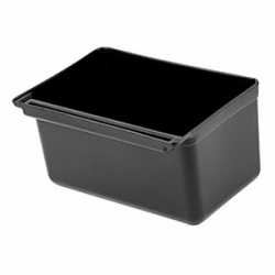Контейнер 33*23*17.5см 13л пластик черн