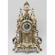 Часы большой золотистый 47х30 см.