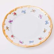 Набор блюдец 15 см. 6 шт. «Мейсенский цветок»