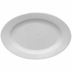 Блюдо для рыбы «Кашуб-хел» L=38см фарфор