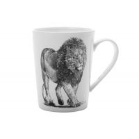 Кружка Африканский лев в подарочной упаковке