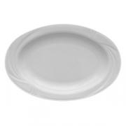Блюдо овал «Аркадия» L=33см фарфор
