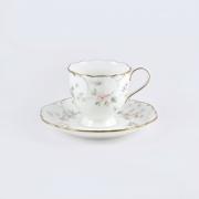 Набор 6 кофейных пар 100 мл «Воспоминание»