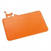 Разделочная доска «Пи:п» (Pi:P) Koziol 29,8 x 25,0 x 5см (оранжевый)