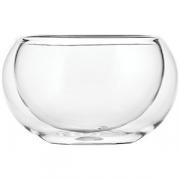 Бокал двойные стенки «Проотель» термост. стекло; 60мл