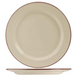 Тарелка сервир. «Кларет» d=30см фарфор