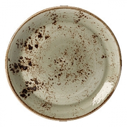 Тарелка мелкая «Крафт Грин» 30см
