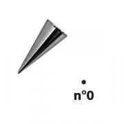 Насадка конд для декора №0 D=0.6мм