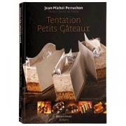 Книга (на франц.) «Tentation petits gateaux»