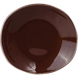 Тарелка овал «Террамеса мокка» 25.5см