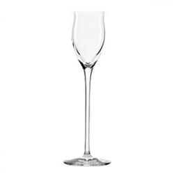 Рюмка «Кватрофил», хр.стекло, 65мл, D=62,H=195мм, прозр.