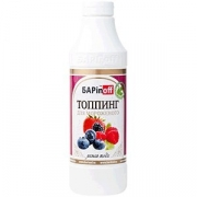 Топпинг для морож. «Лесные ягоды» 1 кг