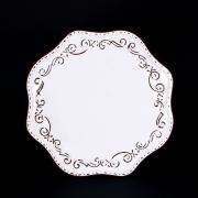 Набор из 4-х тарелок подстановочных 27см «Романтик»