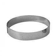 Кольцо кондитерское, сталь, D=240,H=45мм, металлич.