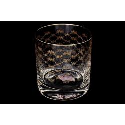 Набор стаканов для виски «Золотая сетка» (6 шт -280 шт)
