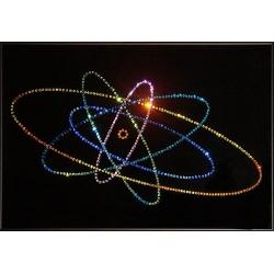 Атом большой