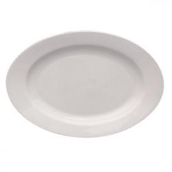 Блюдо овал «Кашуб-хел» L=24см фарфор