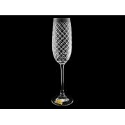 Бокал для шампанского «Эсприт«»Прозрачная вуаль» (набор 6 шт.)