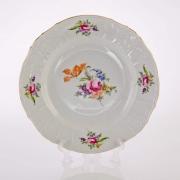 Блюдо круглое глубокое 32см «Полевой цветок 5309011»
