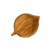 Блюдо «Ольха» светлый дуб