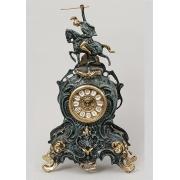 Часы «Всадник» синий 41х25 см.