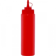 Емкость для соусов 690мл красная