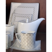 Сервиз чайный 17пр на 6 персон «Ванетта»
