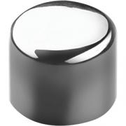 Крышка-заглушка для сифона сталь нерж.