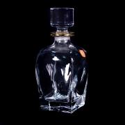 Штоф для виски 800мл «Фьюжн» с золотом