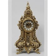 Часы золотистый 41х21 см.
