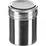 Сахарница; сталь нерж.; D=7,H=12см