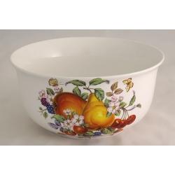 Салатник 20 см «Фрукты и ягоды»  20 см, 1.7 л