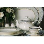 Сервиз чайный на 6 персон, 17 предметов. «Парагон»