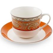 Пара чайная для завтрака 1 перс 2 пр Марокканский апельсин