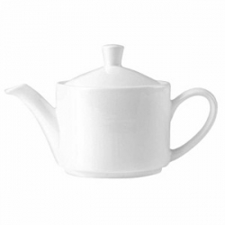 Чайник «Монако вайт» 440мл фарфор
